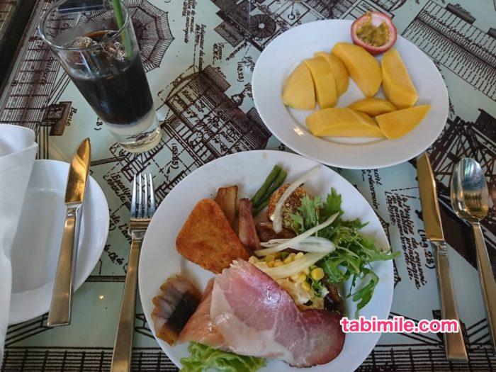 jwマリオットの朝食